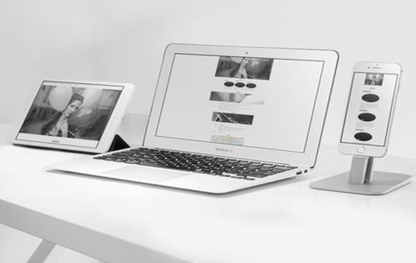 レスポンシブ対応でSEO内部対策も考えたきれいなサイトデザイン